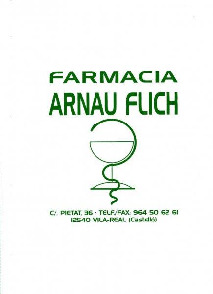 Farmacia Arnau Flich