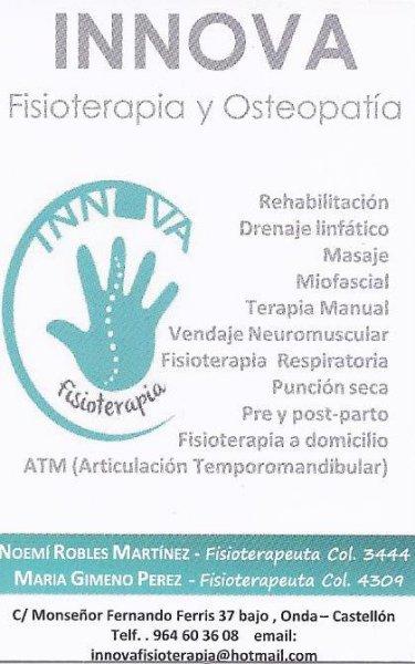 INNOVA Fisioterapia