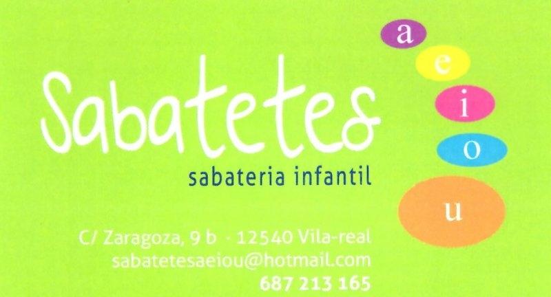 SABATETES VILA-REAL