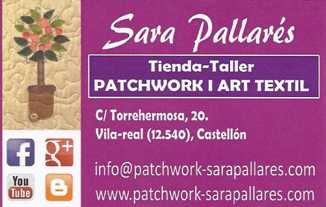 Sara Pallares Patchwork