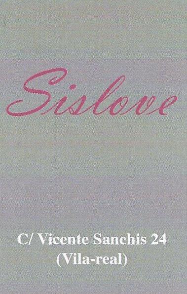 SISLOVE Shop