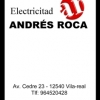 Andres Roca Electricidad