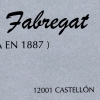 Corseteria Fabregat