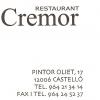 Restaurant Cremor